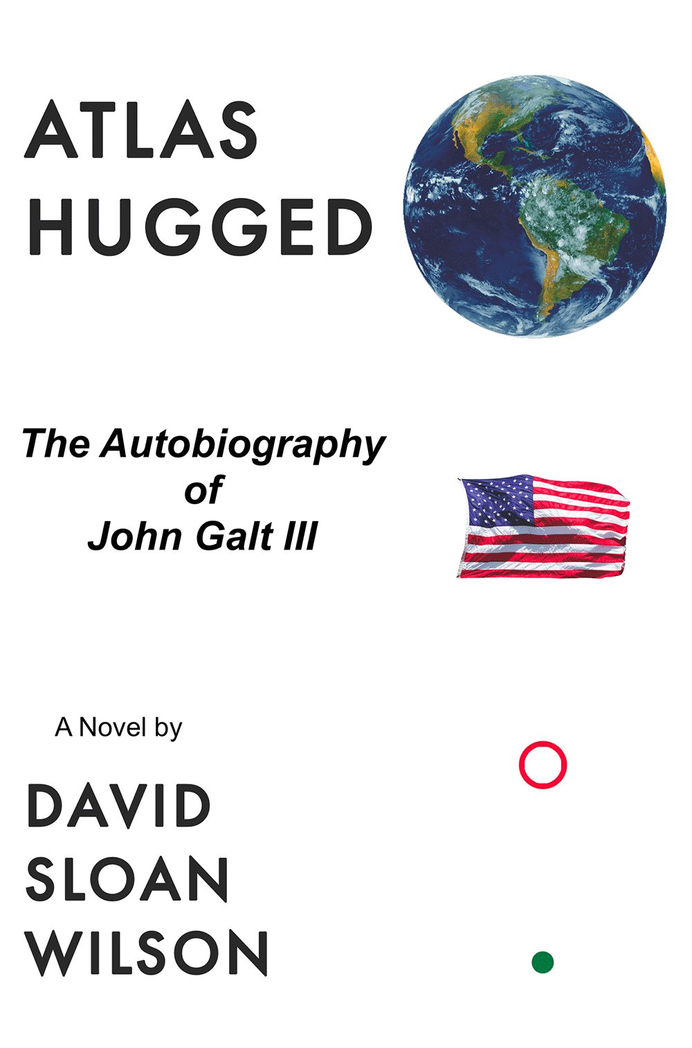 Atlas Hugged Cover